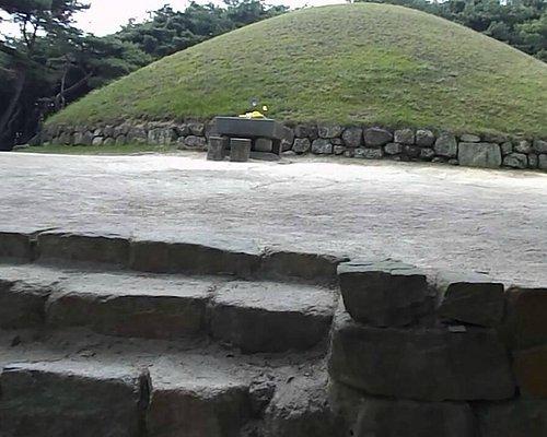 Tombe de la Reine Seondeok