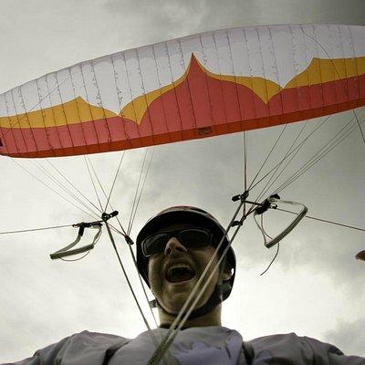 Gleitschirm Schnupperkurs bei der Paragliding Academy