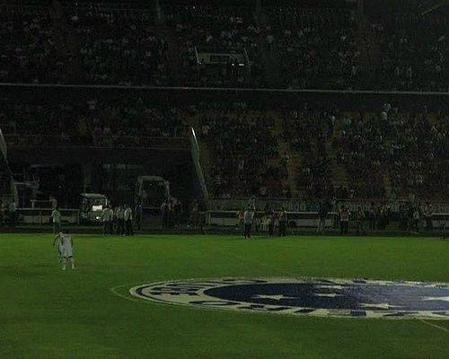 Estádio Municipal João Havelange (Parque do Sabiá