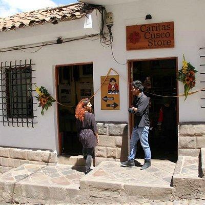 Cáritas Cusco Store