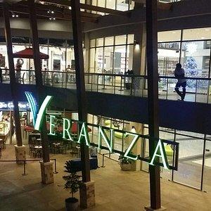Veranza view at night.