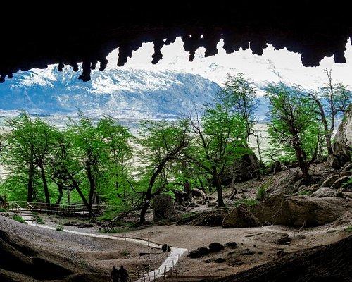 La cueva desde el interior