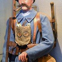 uniforme d'un soldat