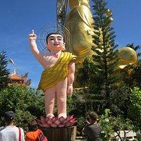 Будда-младенец