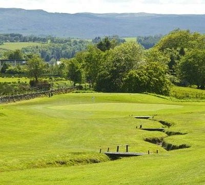 Balfron Golf Club 15th Hole