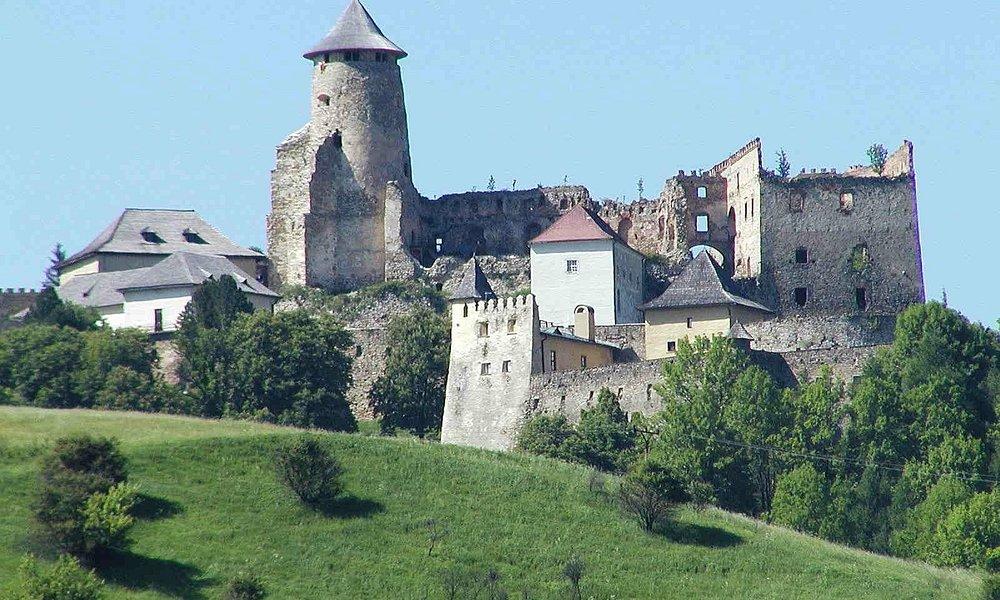 Stara Lubovna - hrad (castle)