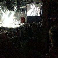 Blick aus Loge 3 bei Elton John Konzert