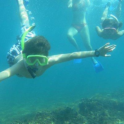 Snorkel en Coiba