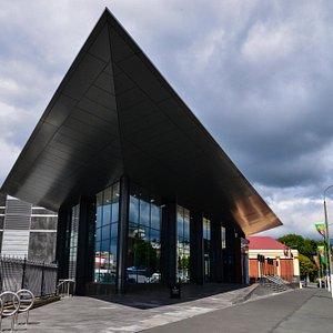 The Toitu Museum.