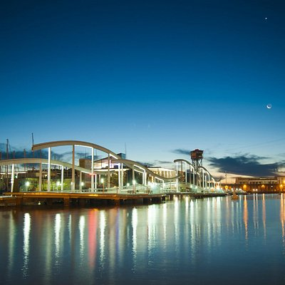 Maremagnum, shopping and dining at the marina of Barcelona