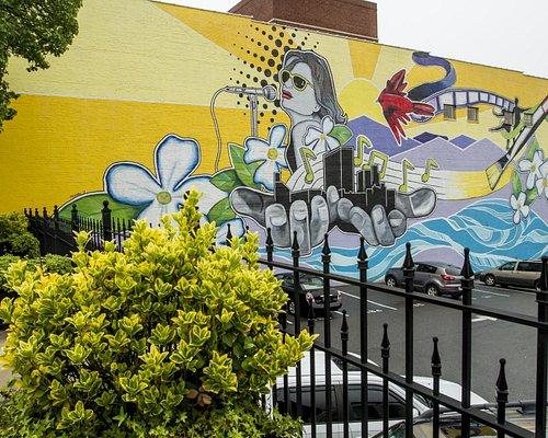 Academy's Art Mural