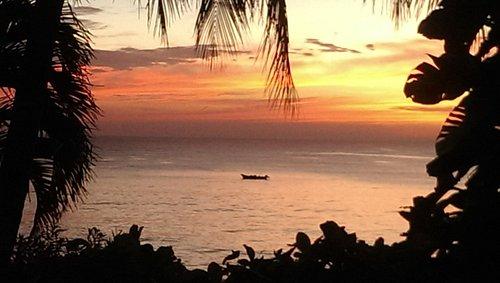 Sunset Masachapa/Pochomil Nicaragua