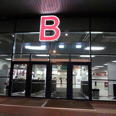 Entrance B