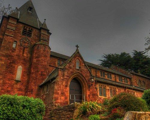 All saints church,Deganwy