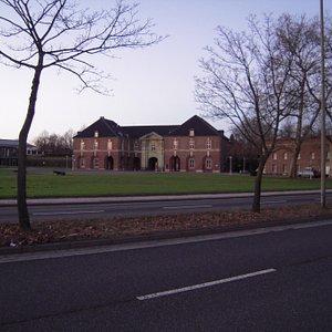 Hauptgebäude der Zitadelle (auch Z6)
