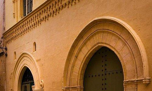 Palazzo Falson Facade