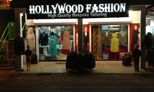 Hollywood fashion