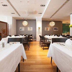 Restaurant at the Atrium Hotel