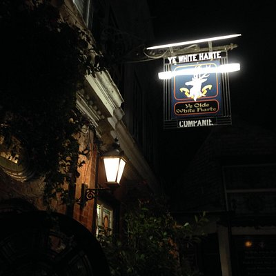 This is the pub where friends of mine had their first date!