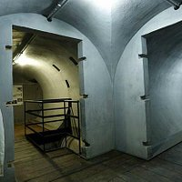 Vista del Bunker
