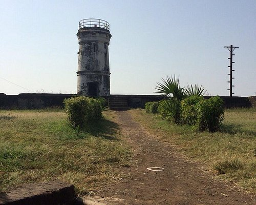 Watch tower at the Governor Fort
