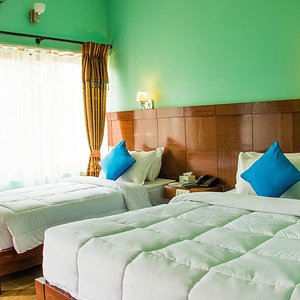 super deluxe suite room with best lakeview