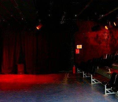 La salle du théâtre