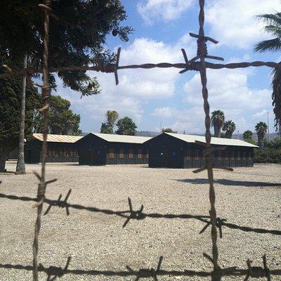 Atlit Detention Camp