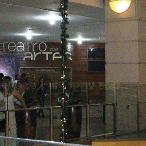 Teatro das Artes  |  Avenida Rebouças, 3.970, São Paulo