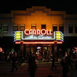 The Carroll Arts Center