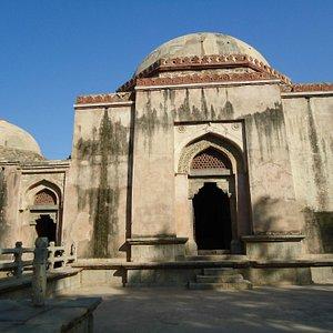 Firuz Tughlaq tomb.