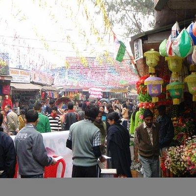 Hong Kong Market Siliguri India