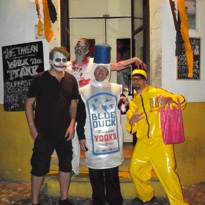 Halloween night 2014