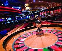 Try your luck on the roulette tables