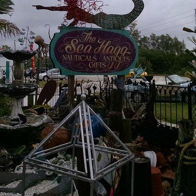 Sea Hagg sign