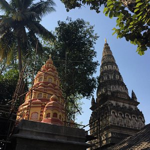 Pune has many temples