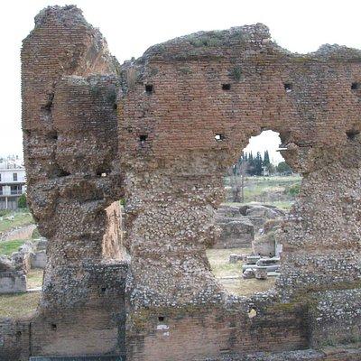 Ancient Argos, roman Baths