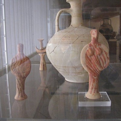 Museum of Argos, artefacts