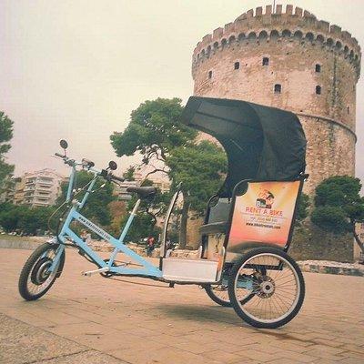 BikeIT Makedonia Palace