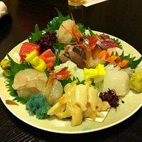 Sashimi - very fresh