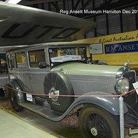 The famous Reg Ansett Packard
