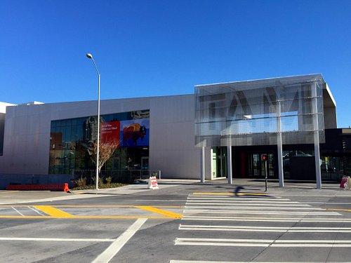 Tacoma Art Museum facade