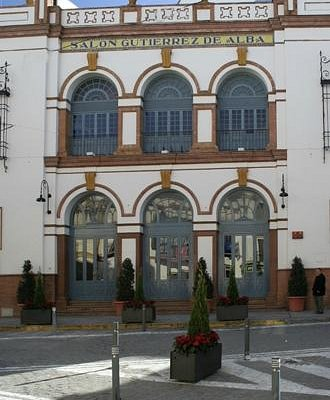 Teatro Gutiérrrez de Alba