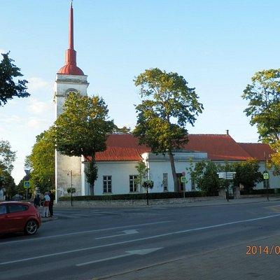 Общий вид церкви