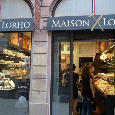Boutique Maison Lorho Strasbourg