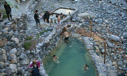 La prima piscina