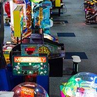 Over 100 Arcade Games!