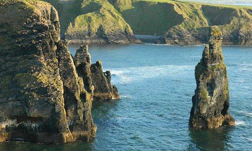Bromore Cliffs Ballybunion