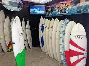 Muzzy Surfboards