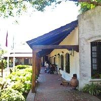 Patio Colonial